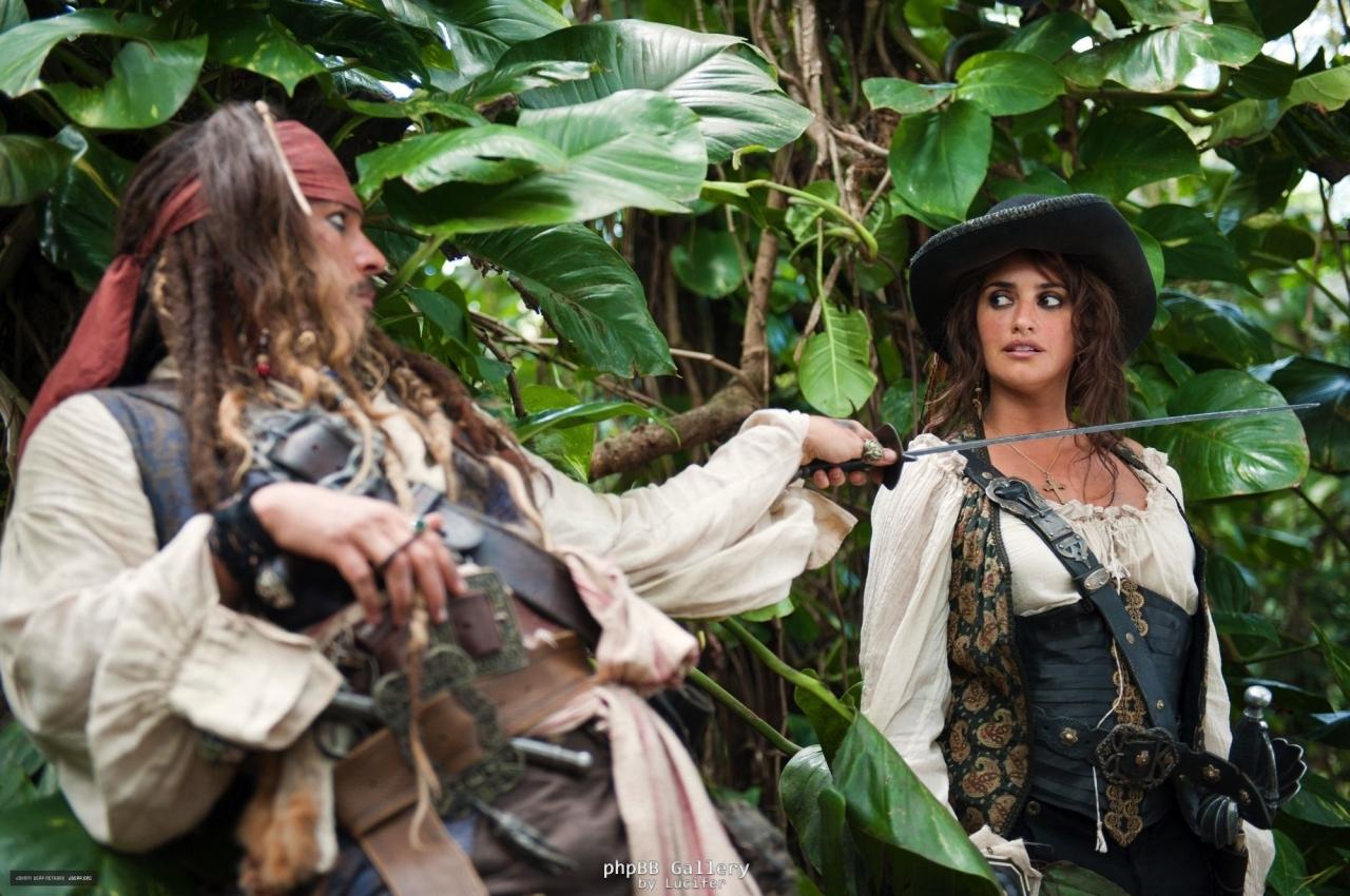 Скачать Пираты Карибского моря 4 На странных берегах