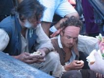 Пираты Карибского моря 5 - фото со съемочной площадки