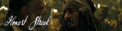 """Honest streak - транскрипция удаленных сцен из """"Пираты Карибского моря 3"""""""